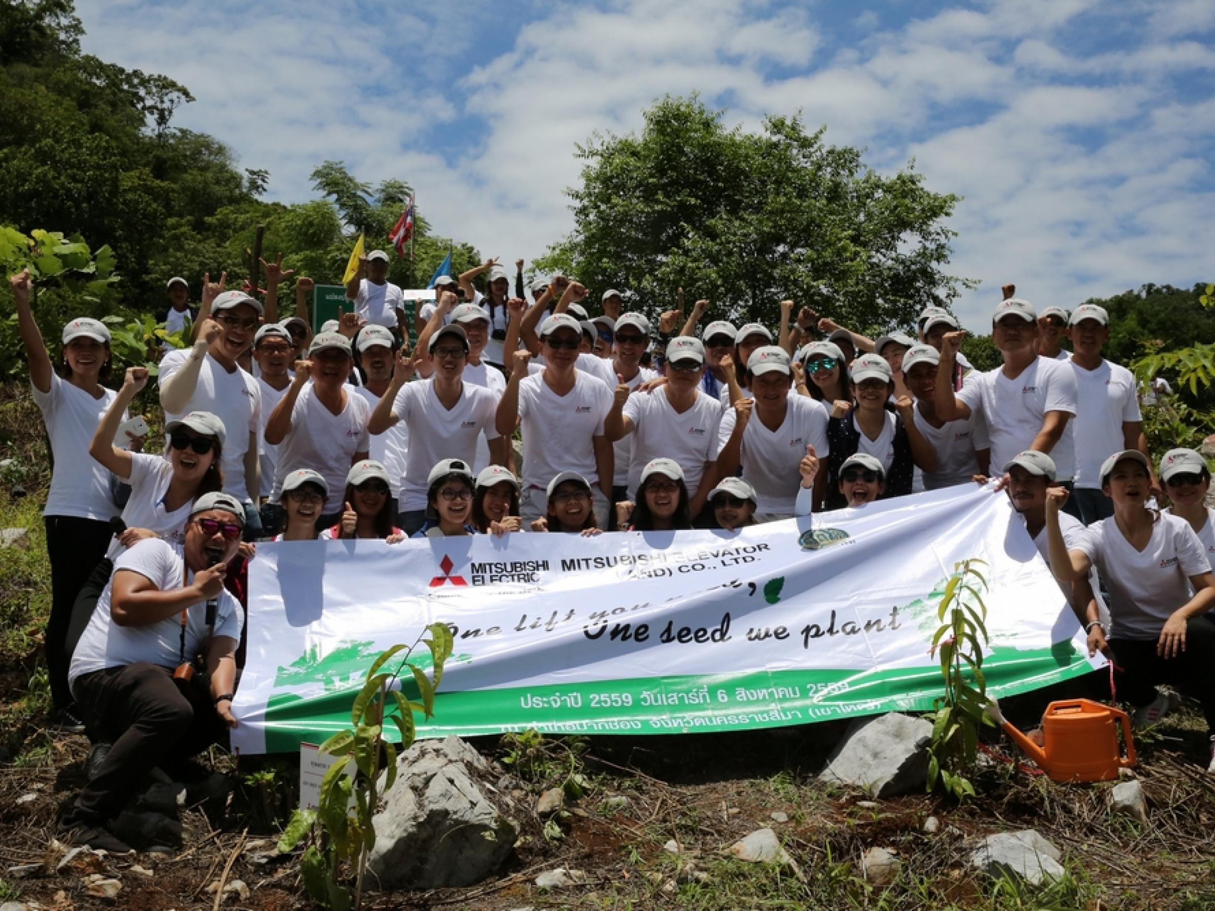 MET CSR activity