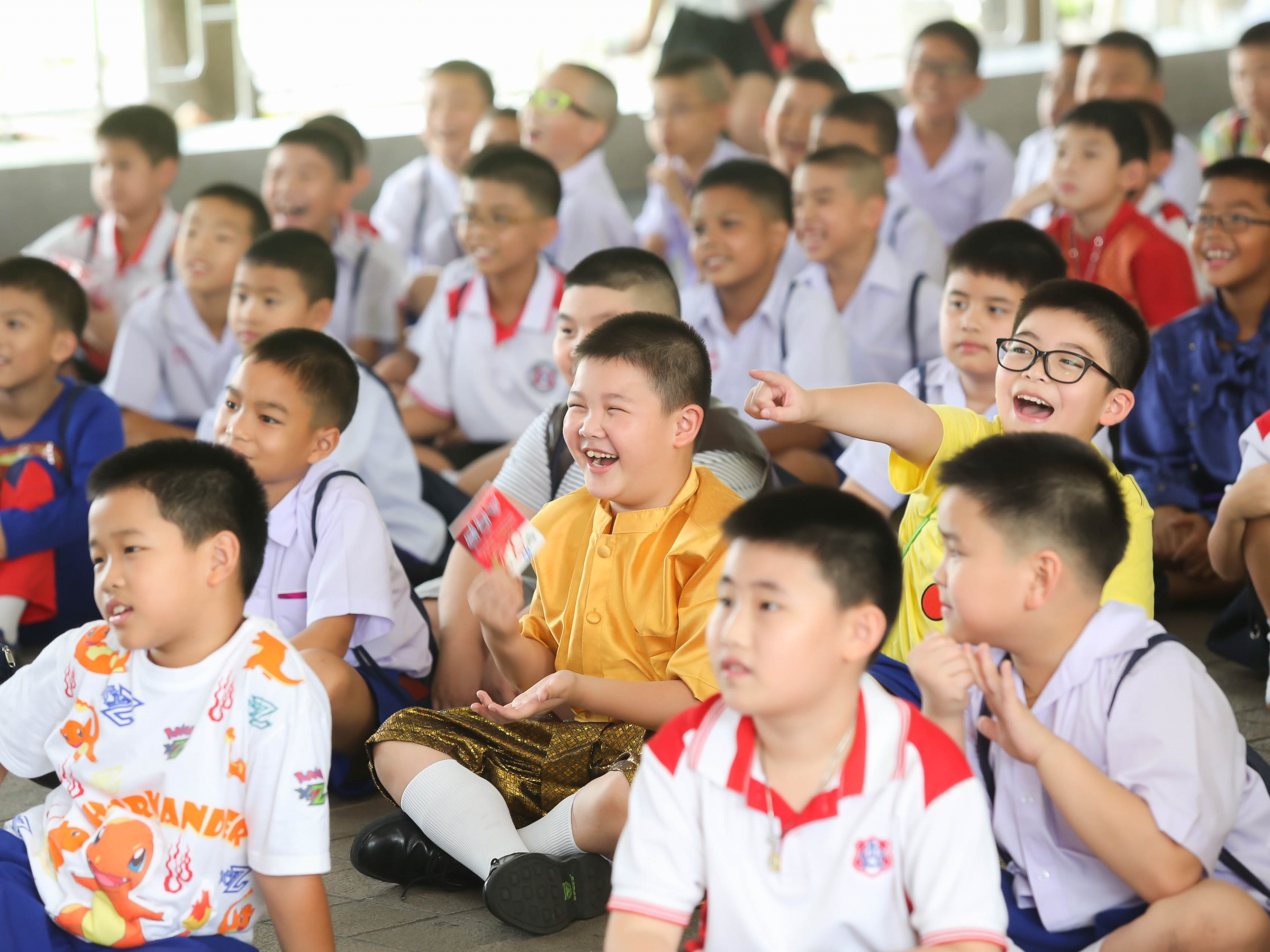 Caring for Kids (Assumption College Primary Section)
