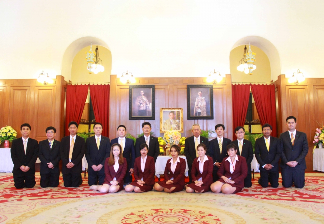 MET signed felicitation messages to His Majesty the King
