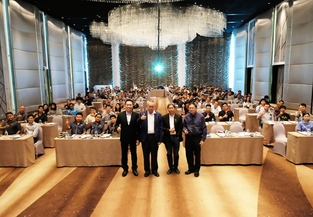 Mitsubishi held the Elevator Seminar for Safety and Design