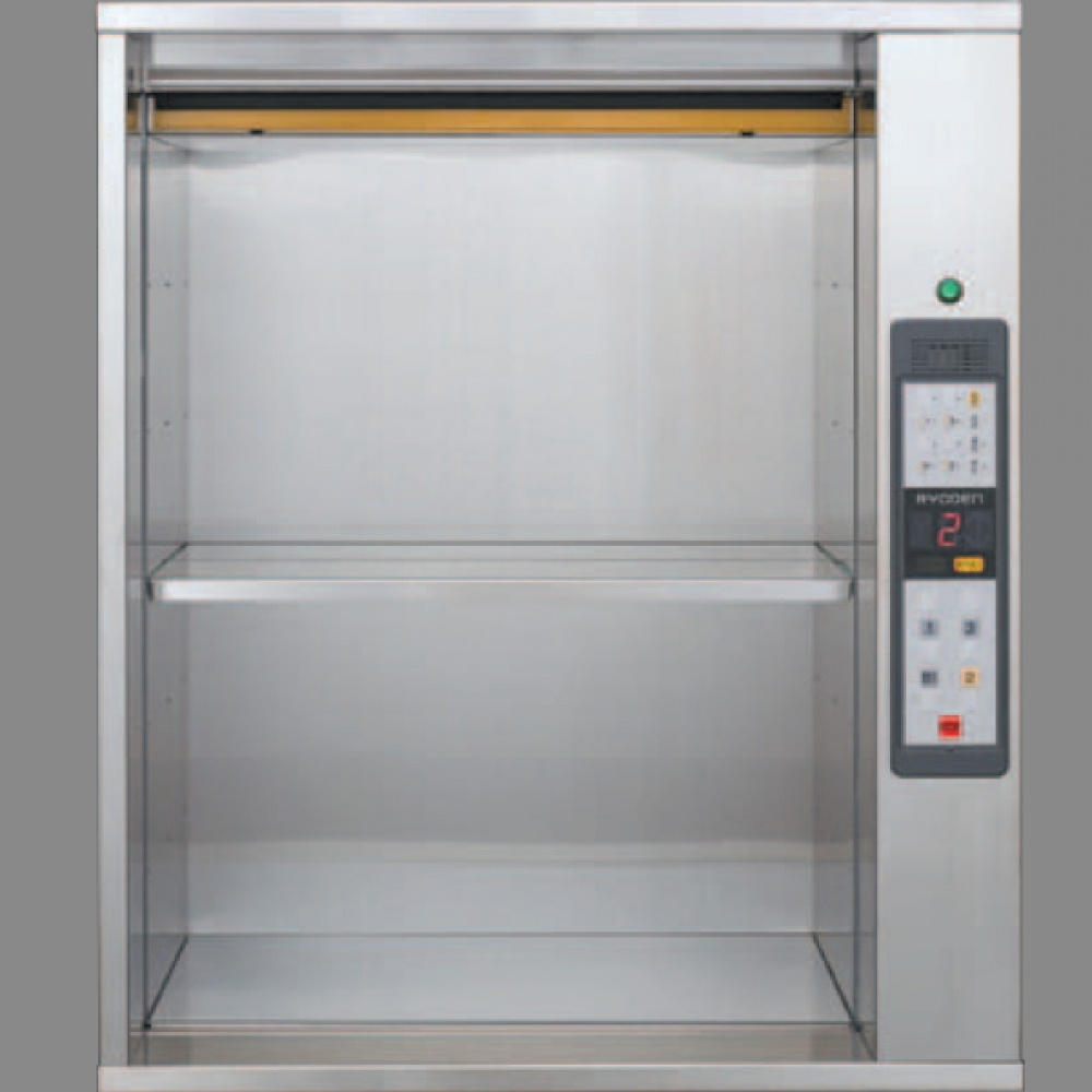 Dumbwaiter Series-F: ลิฟต์ขนส่งสินค้าขนาดเล็ก ซีรี่ส์-เอฟ